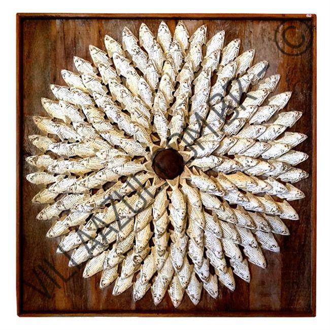 mandala-de-peixes-branco